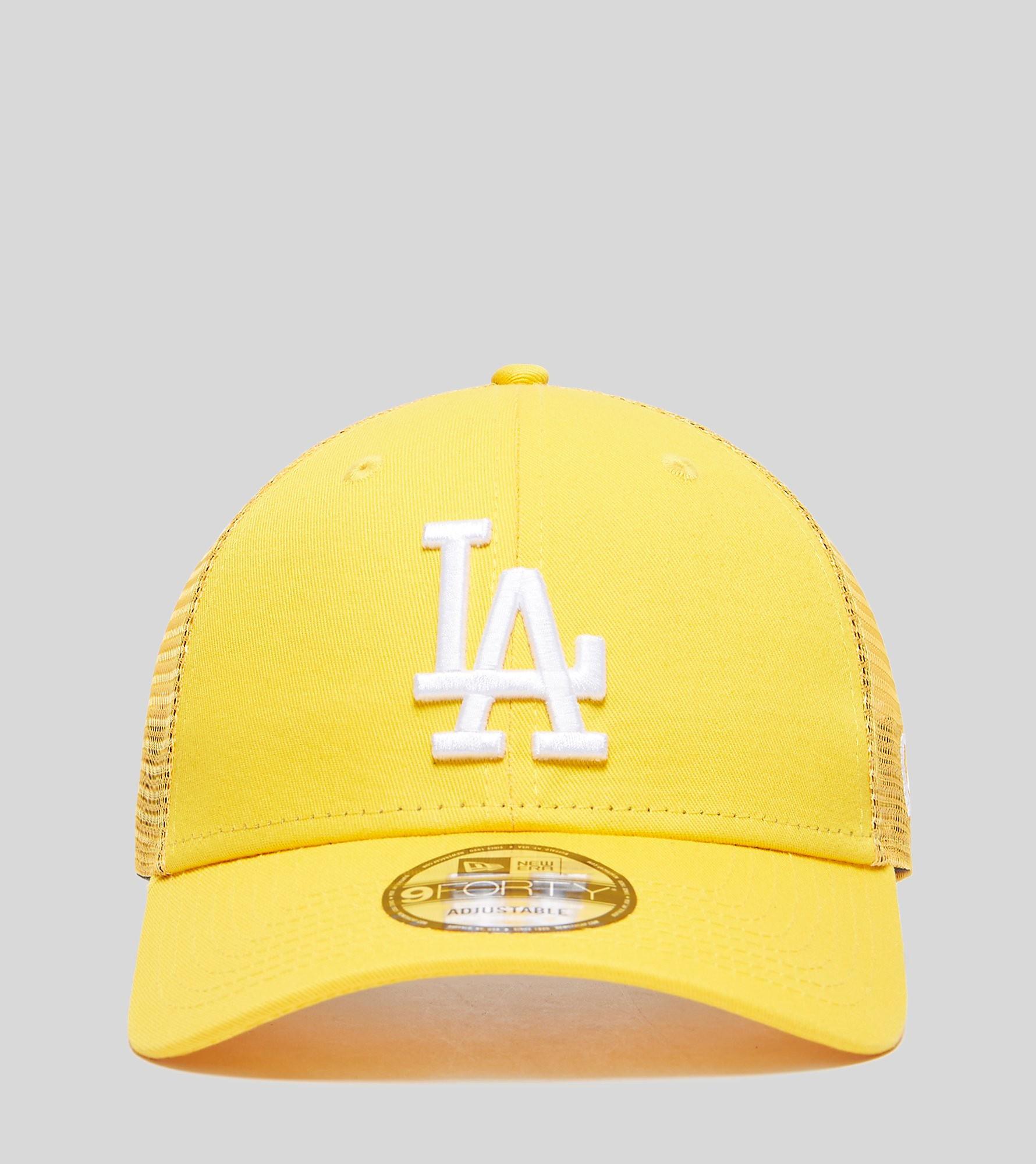 New Era Los Angeles 9FORTY Trucker Cap