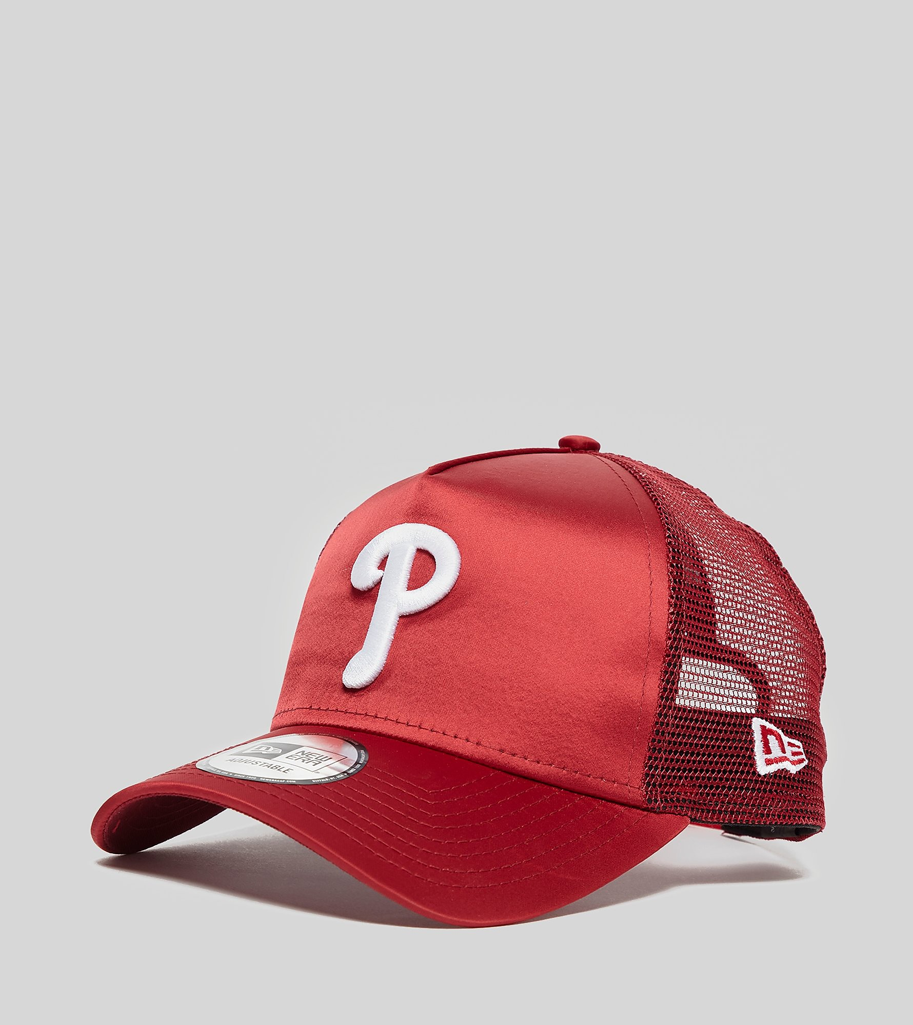New Era Phillies Satin Trucker Cap - size? exclusive