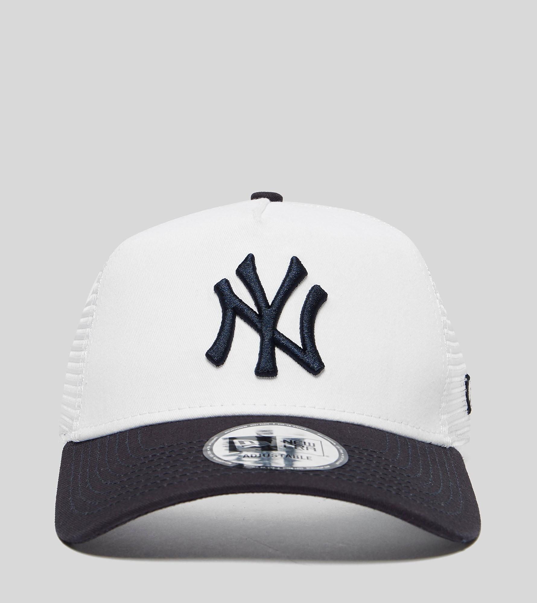 New Era New York Trucker Cap