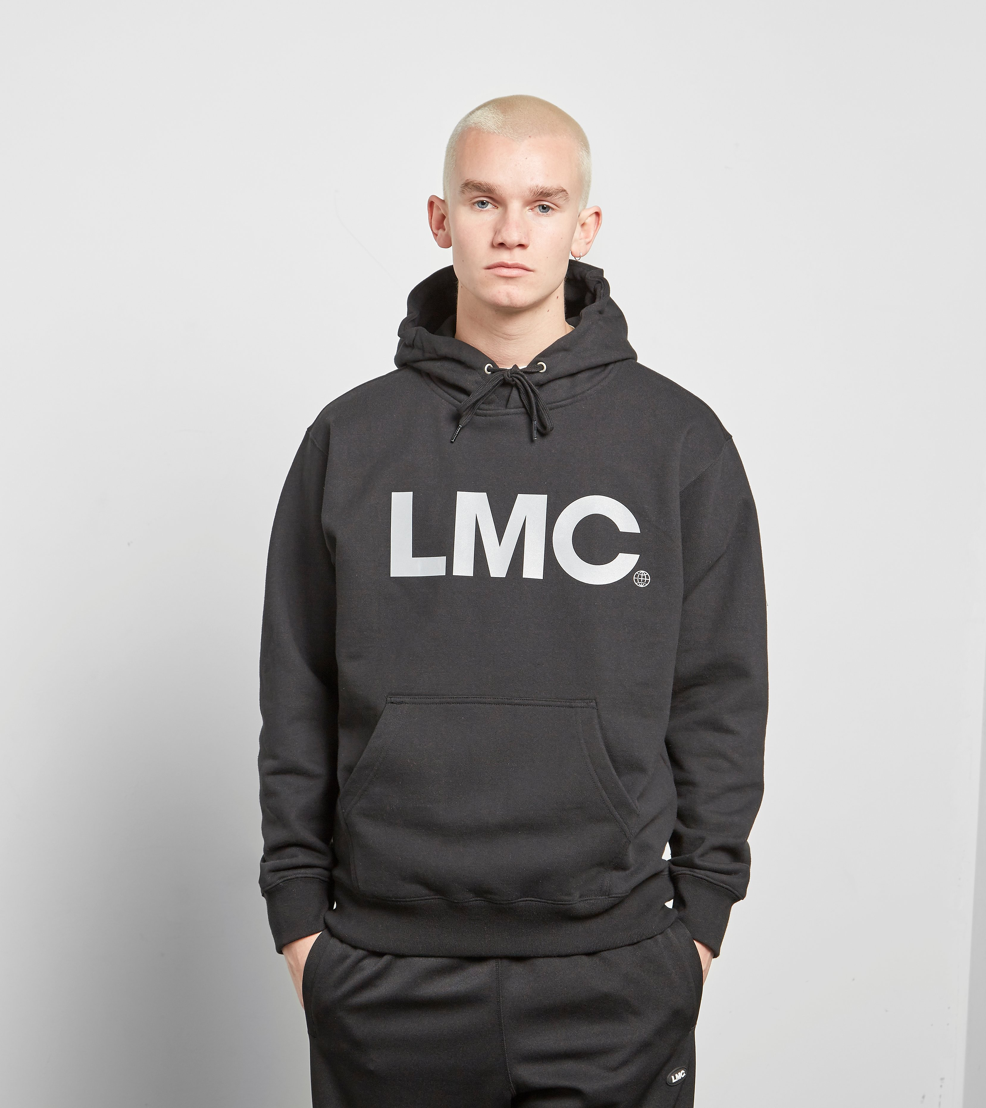 Lost Management Cities 3M Logo Hoody