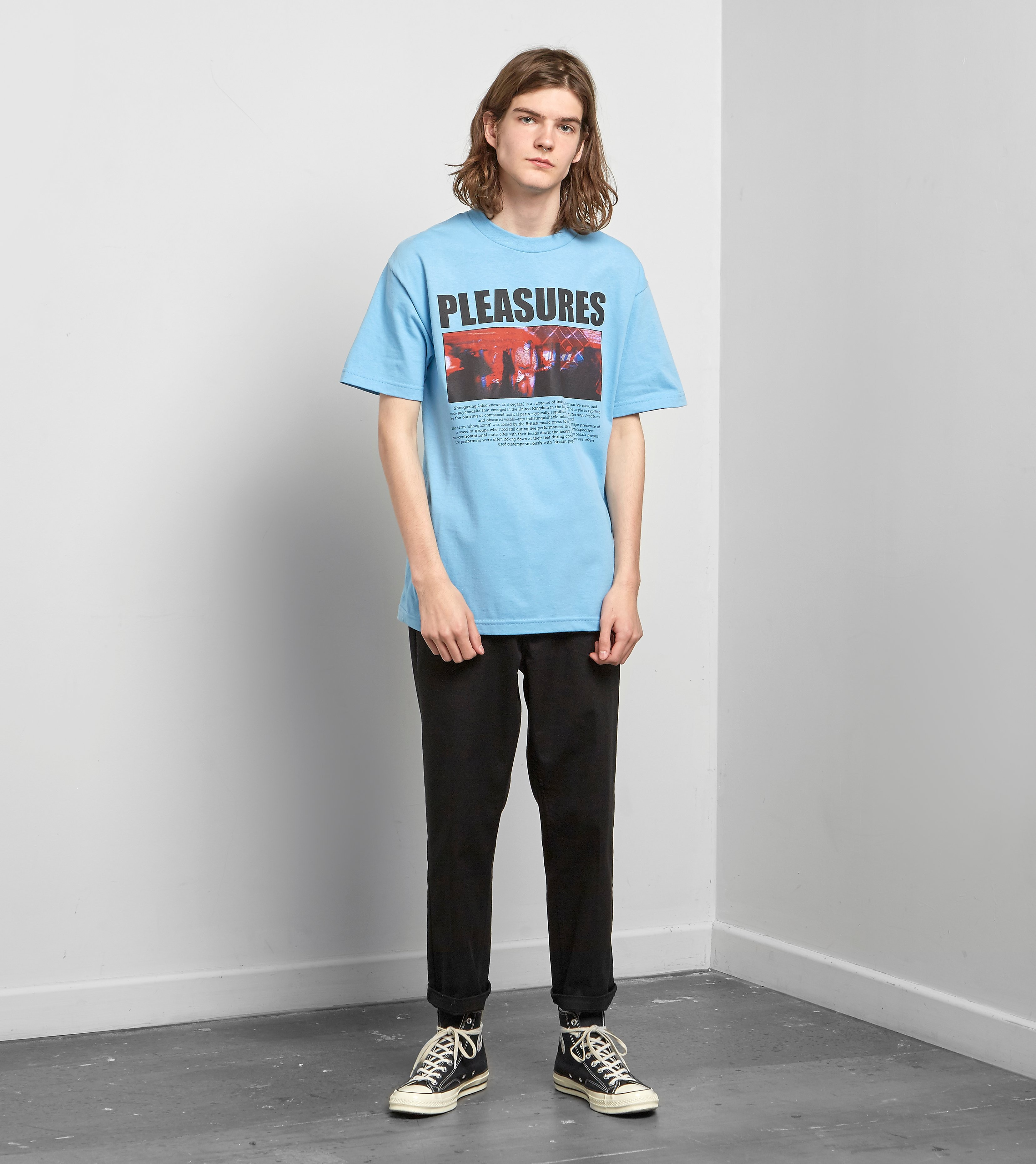 PLEASURES T-Shirt Dream Pop