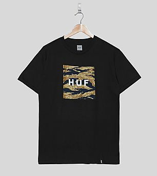 HUF Tiger Camo T-Shirt