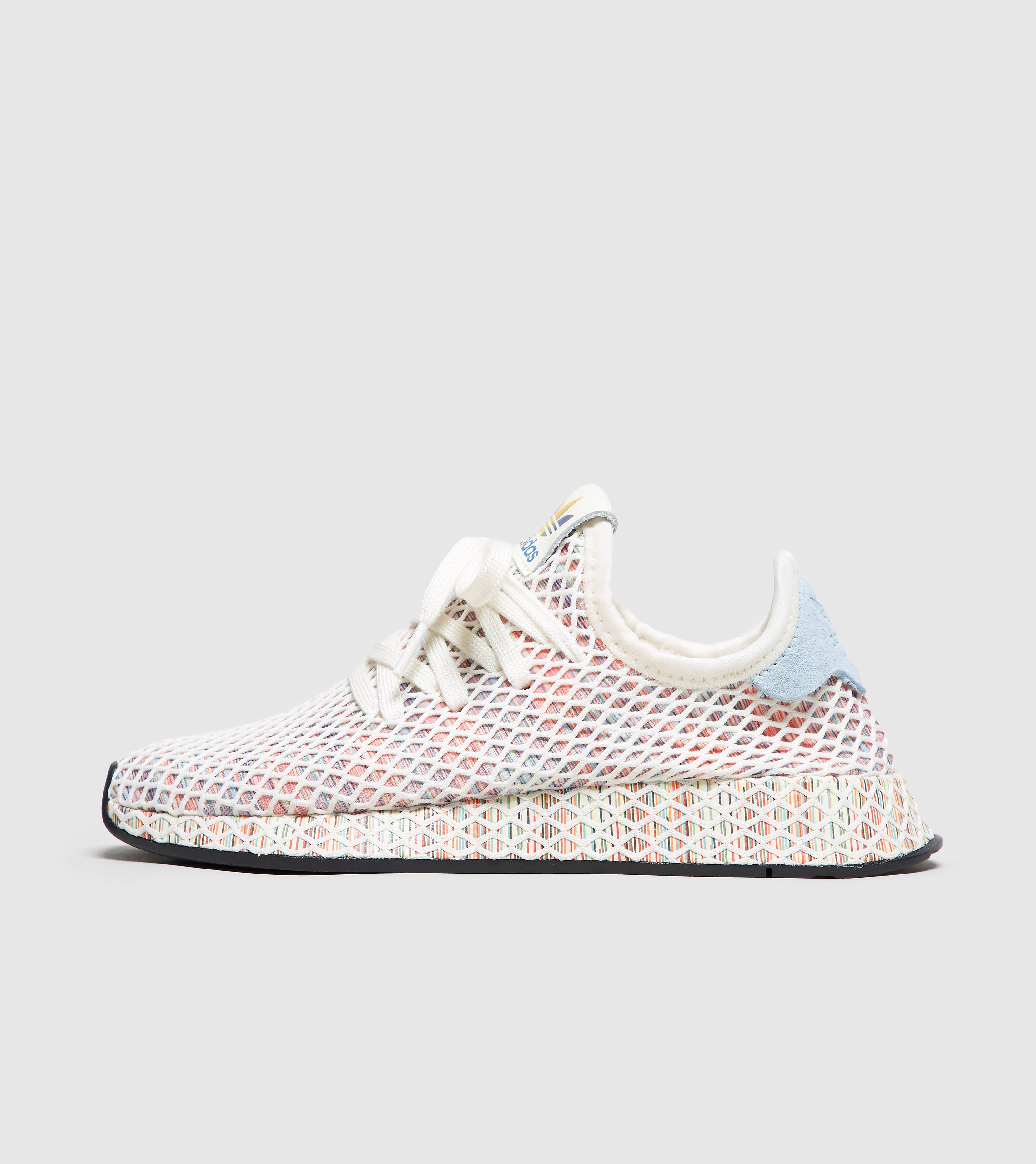 sneakers for cheap 567a9 5ad71 adidas Originals Deerupt Pride Womens, Multi