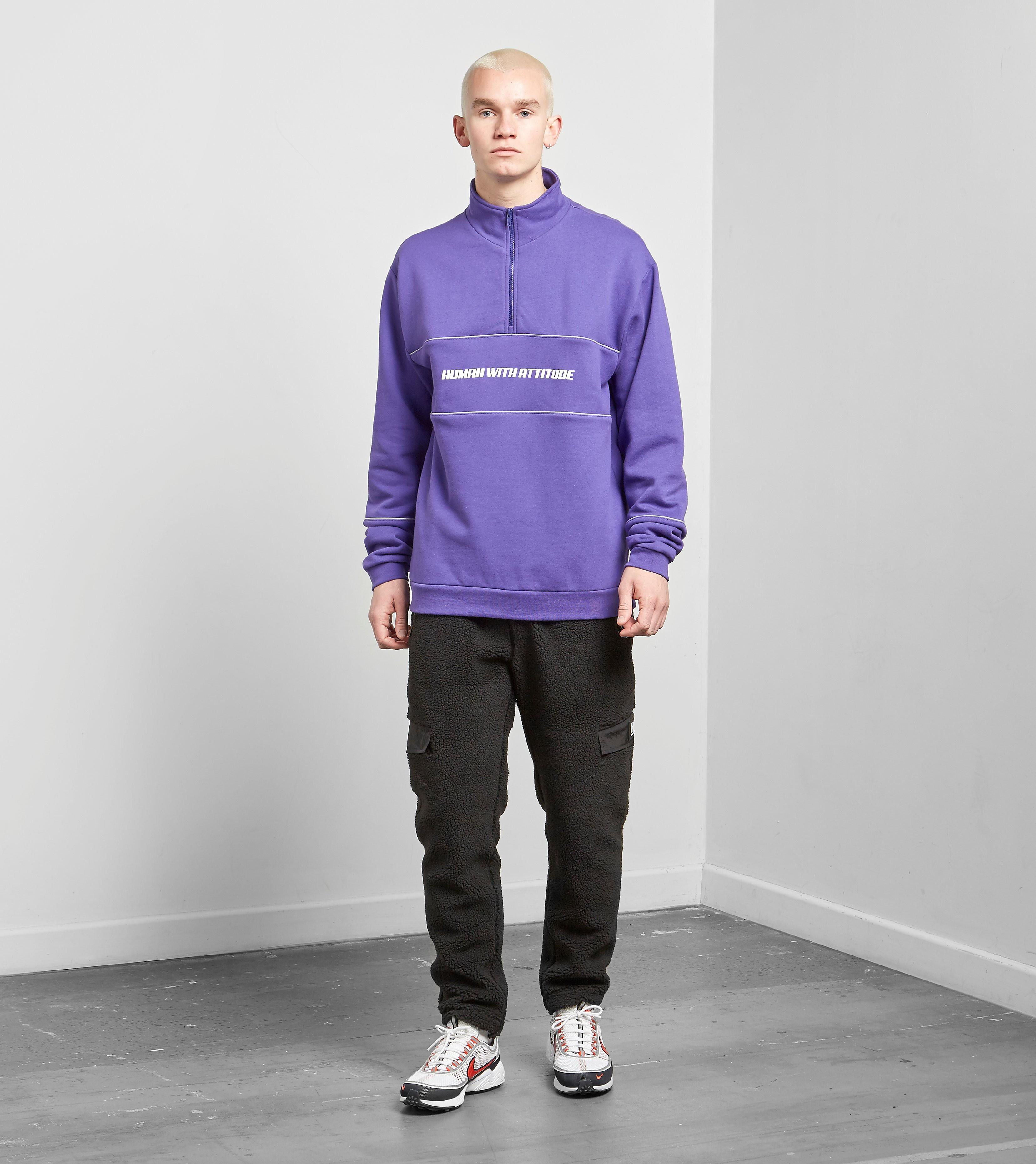 Human With Attitude Pantalon Fleece Cargo