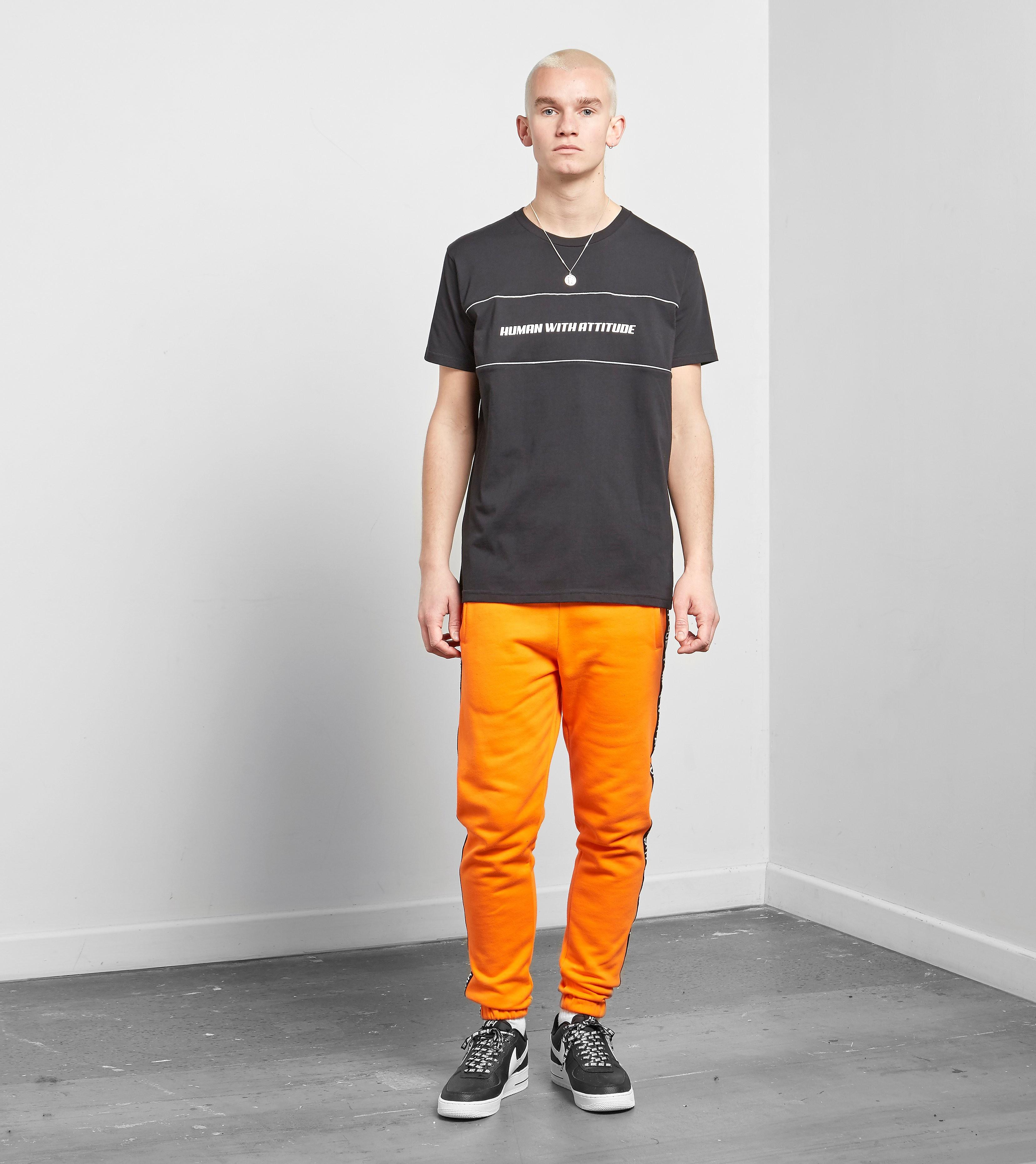 Human With Attitude Reflexion T-Shirt