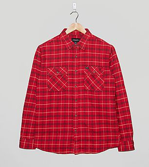 Brixton Long Sleeved Bowery Shirt
