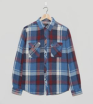 Brixton Long-Sleeved Bowery Shirt