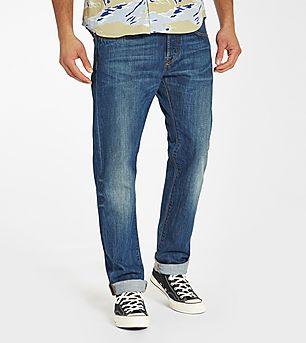 Edwin ED 55 Tap Wash Jeans