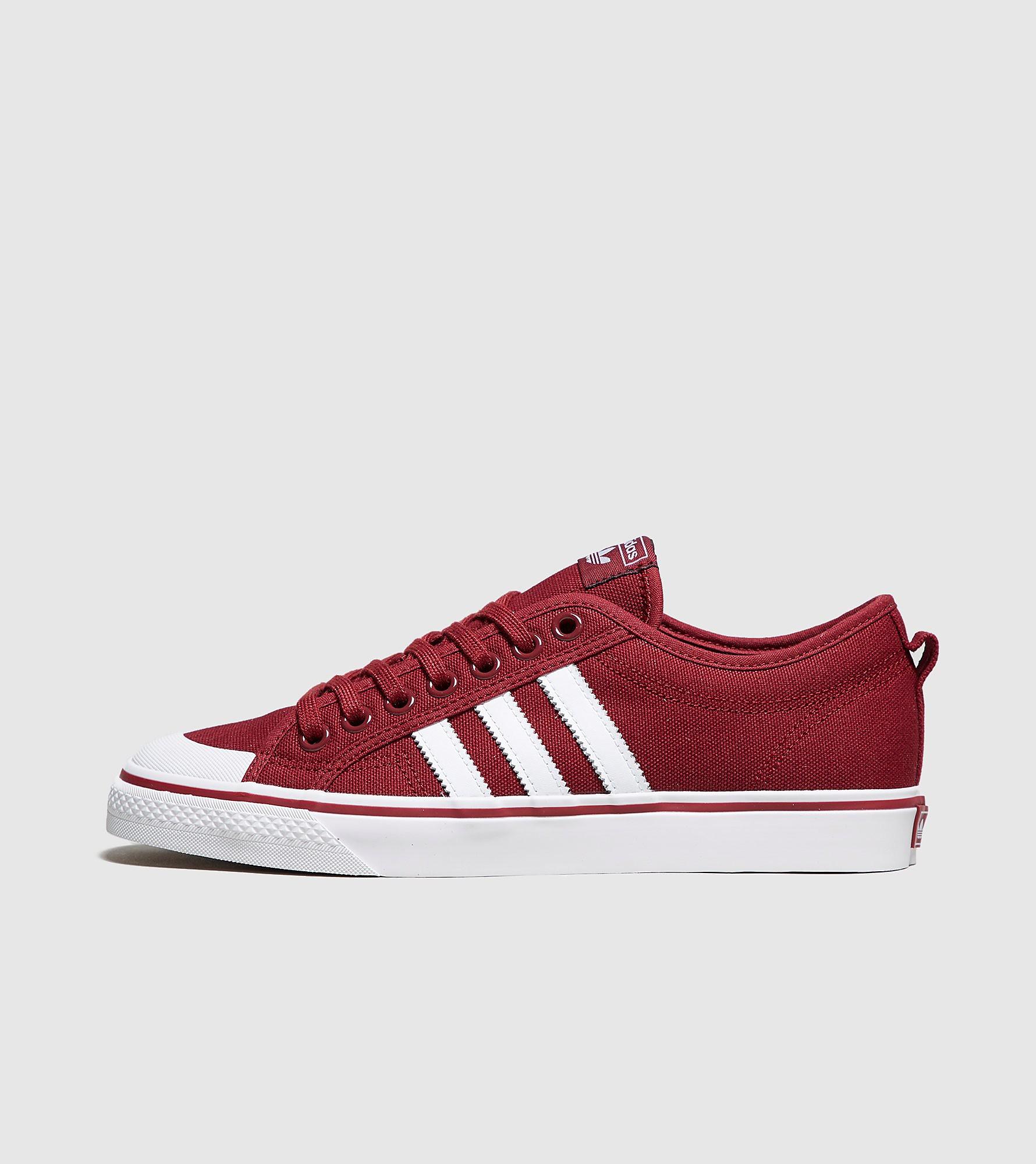 adidas Originals Nizza Lo, Red