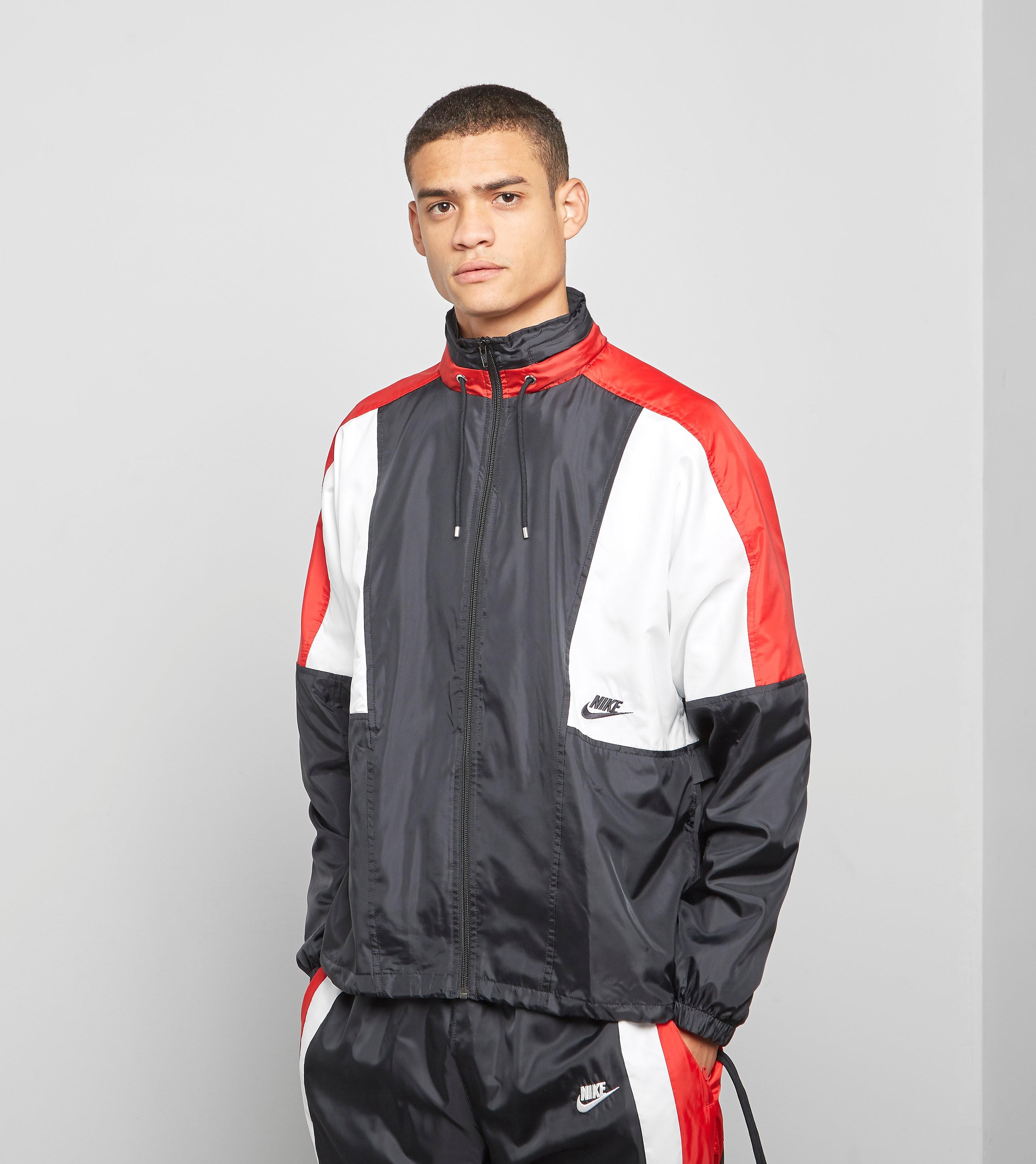 Nike Giacca Woven, Nero
