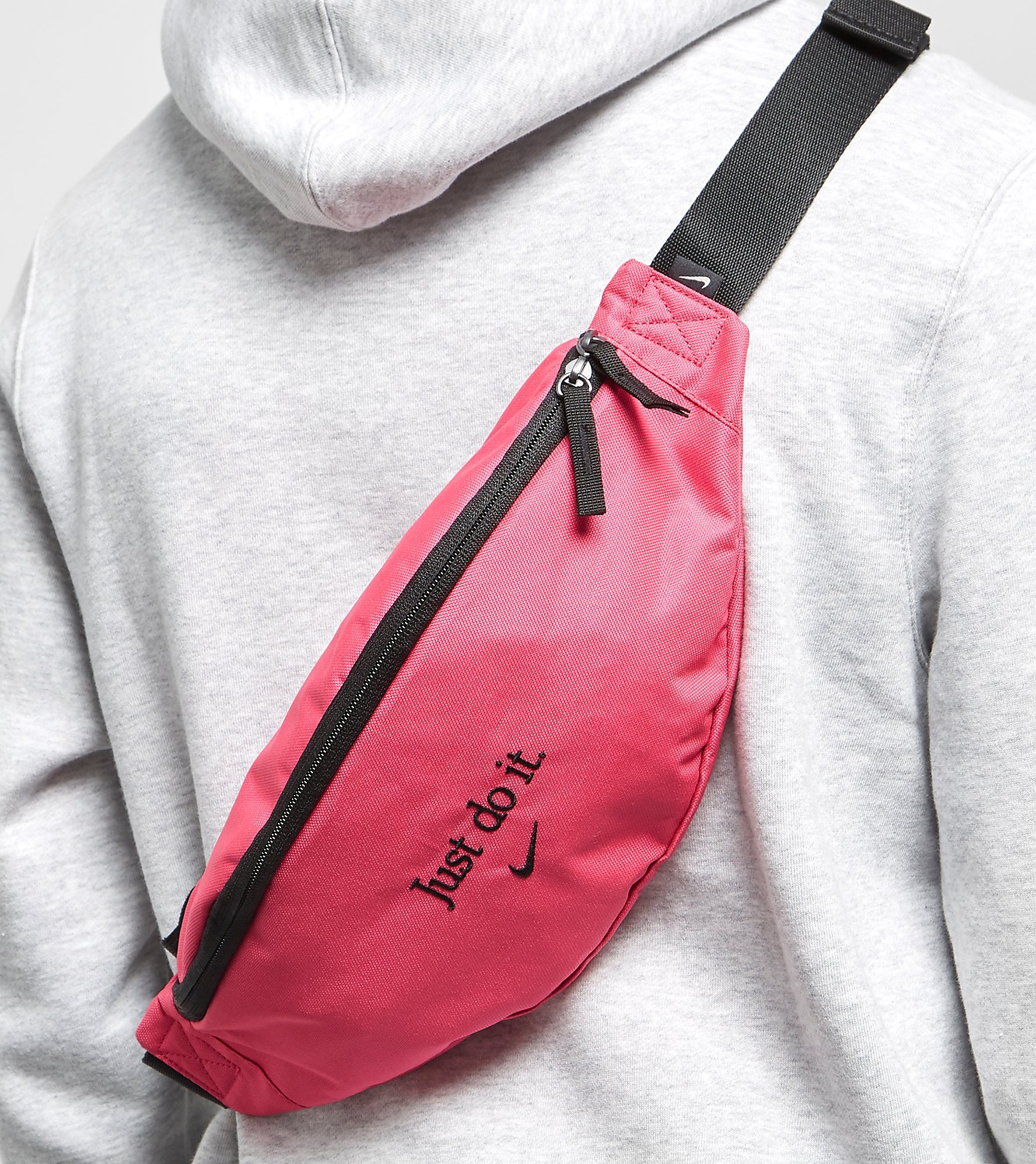 Nike Just Do It Hip Pack, Roze