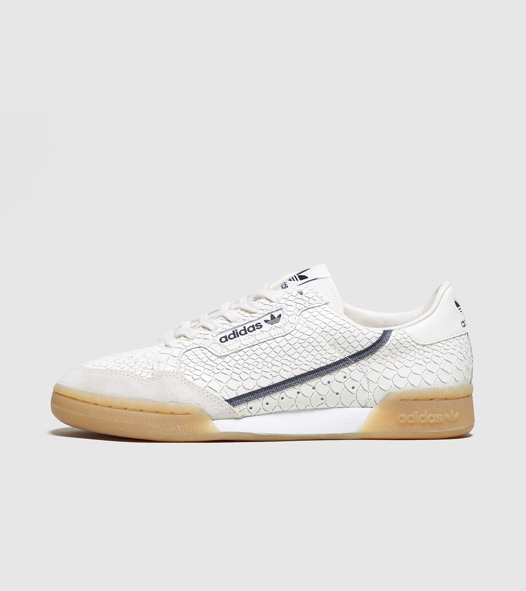 detailed look b1dfb cf823 47% adidas Originals Continental 80, White