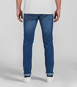 Lee Malone Skinny Jeans 'Common Blue'