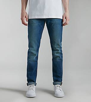 Lee Luke Slim Tapered 'Everyday Used' Jeans