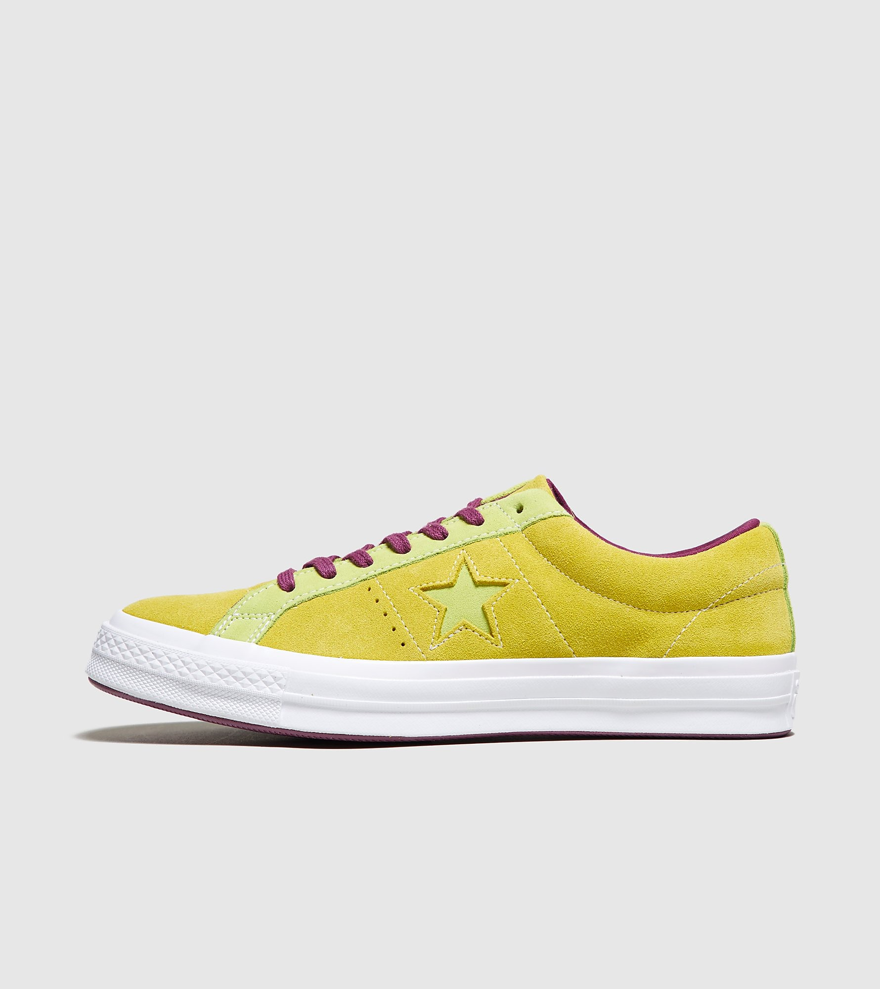 Converse One Star, Jaune