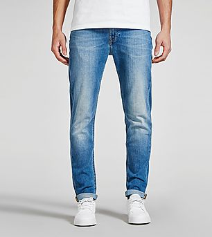 Lee Arvin Regular Tapered 'Fresh Blue' Jeans
