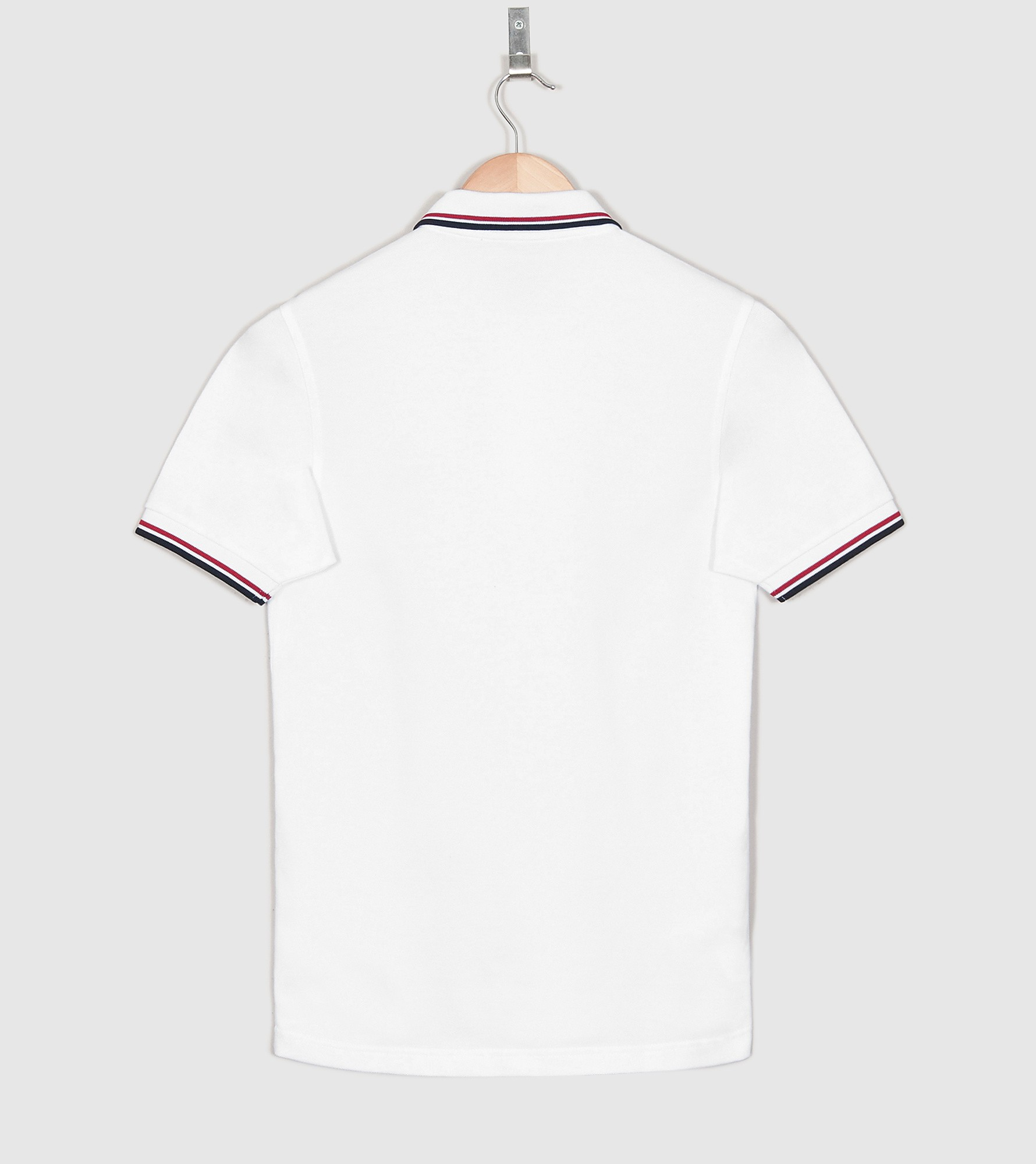 Fred Perry Slim Twin Tipped Short Sleeve Polo Shirt