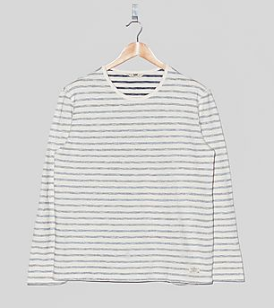 Lee Long-Sleeved Stripe Sweatshirt