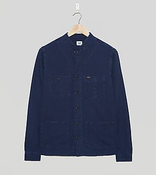 Lee Collarless Overshirt