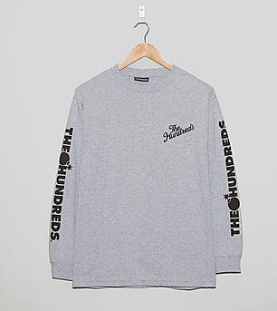 The Hundreds Bars Long-Sleeved T-Shirt