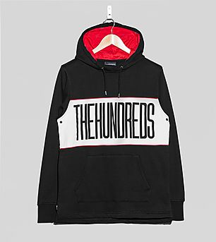 The Hundreds Livmore Pullover Hooded Sweatshirt