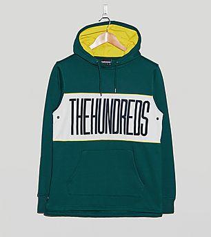 The Hundreds Livmore Pullover Hooded Sweatshirt