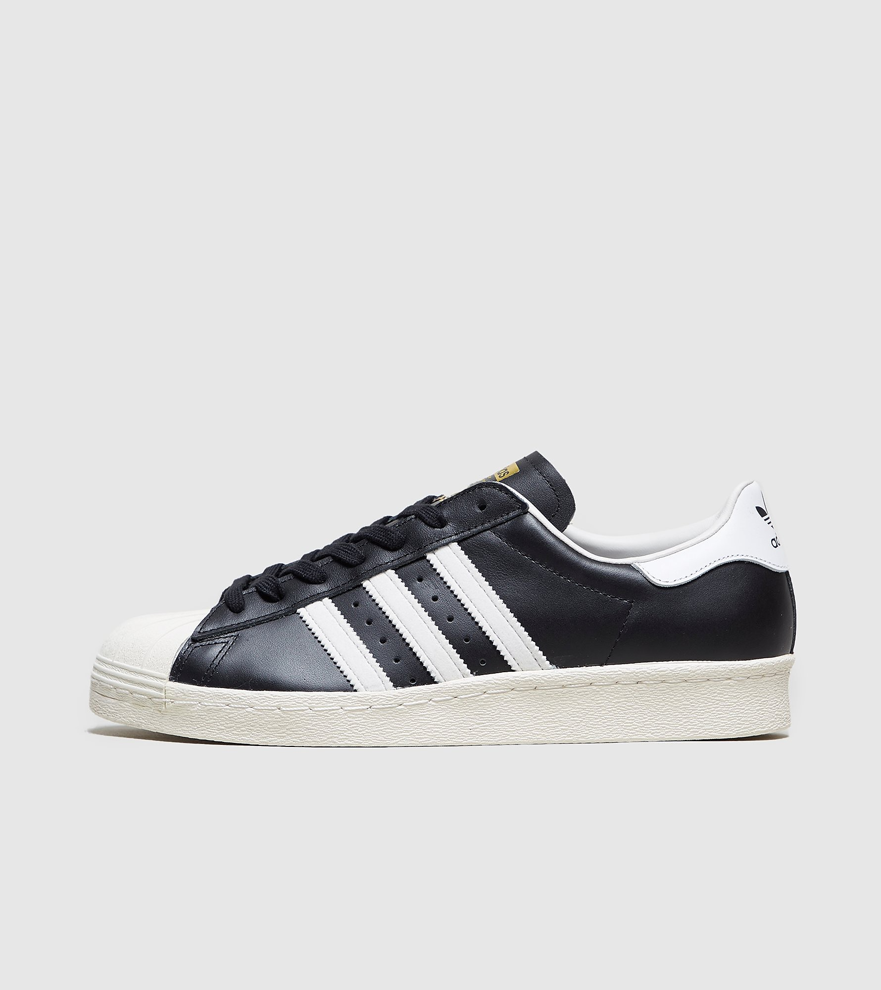 adidas Originals Superstar 80s, Noir
