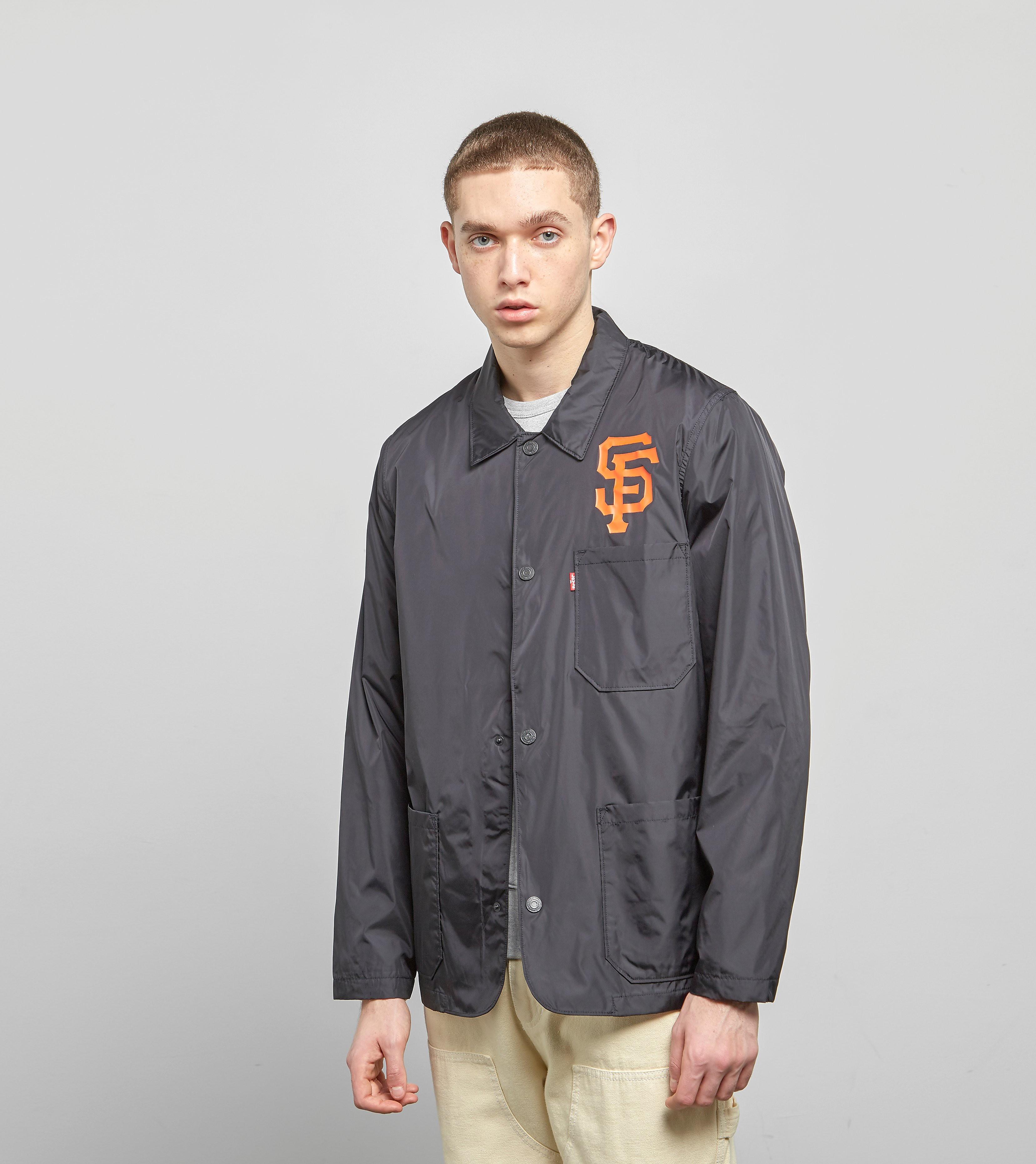 Levis x MLB San Francisco Club Coat