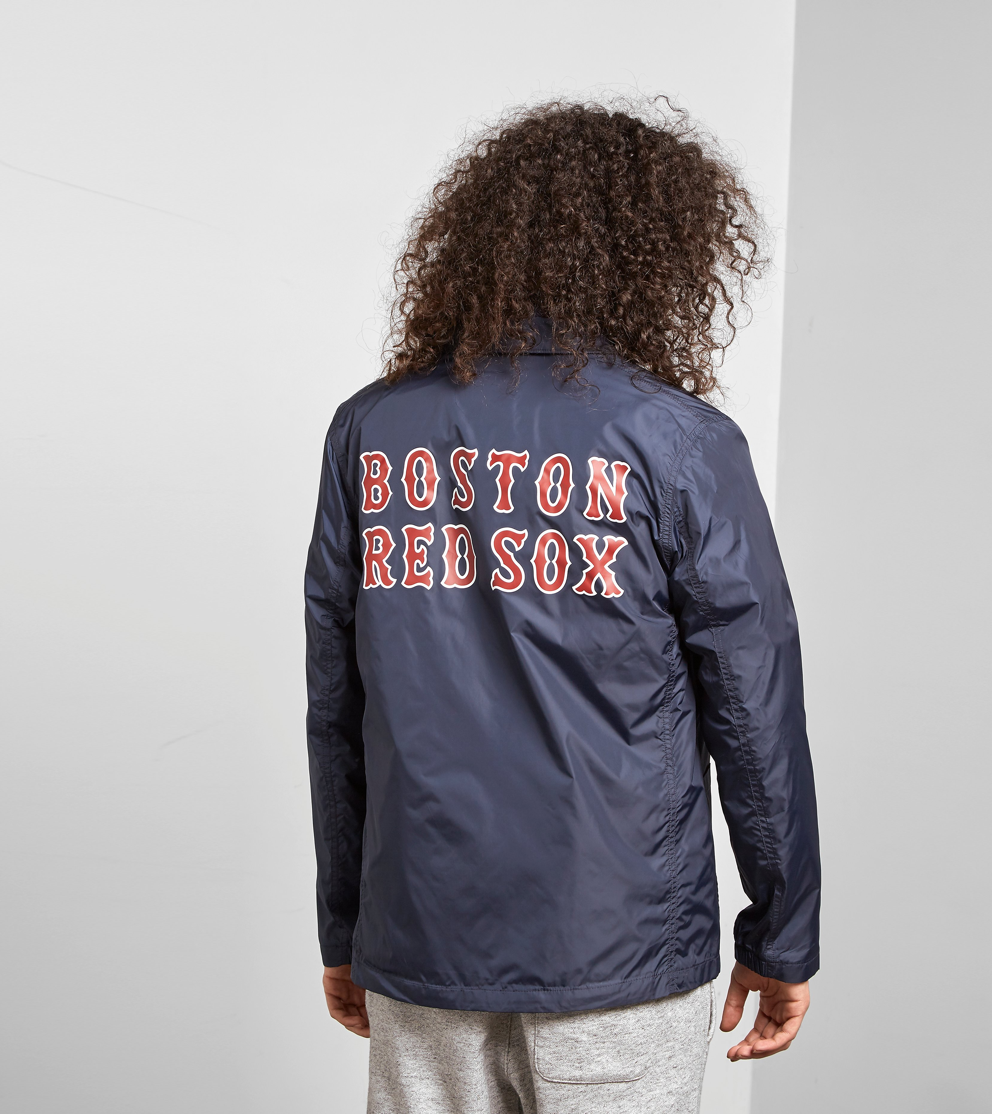 Levis x MLB Red Sox Club Coat