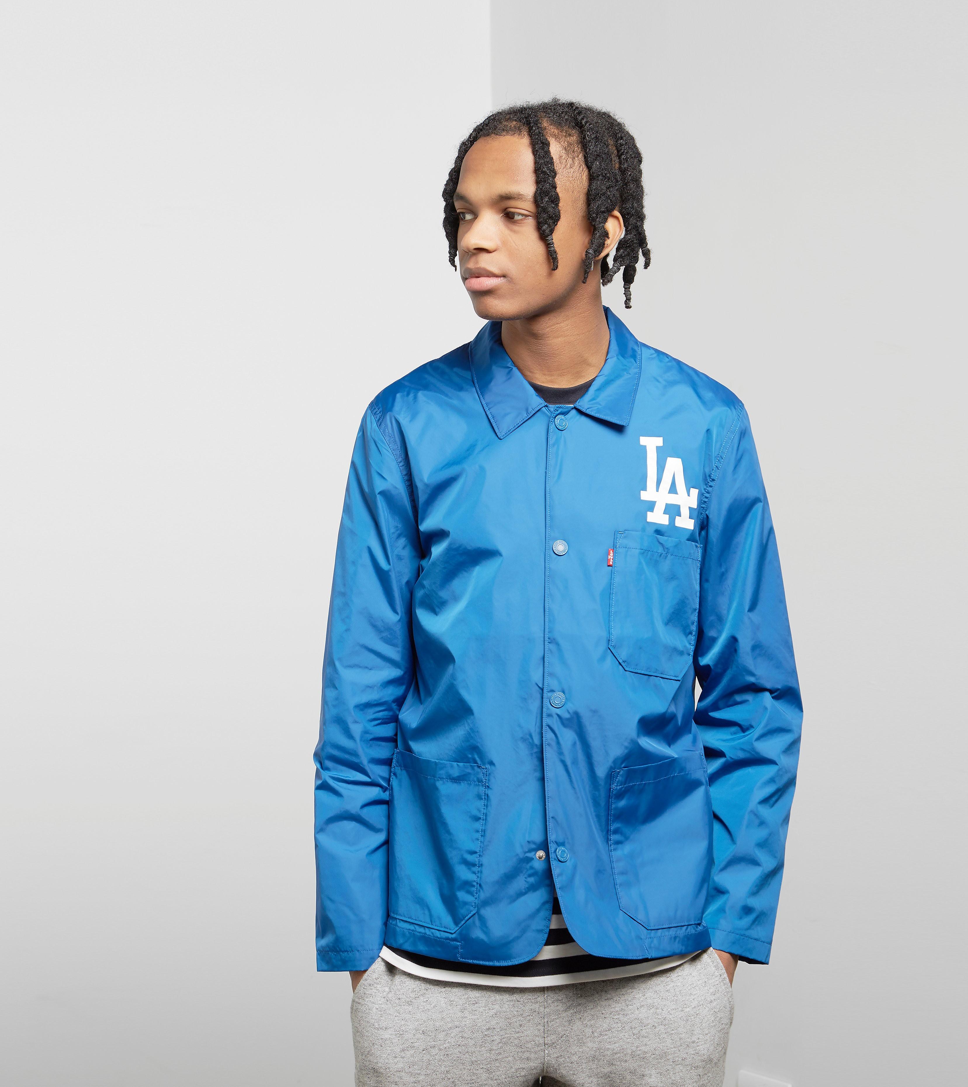 Levis x MLB Los Angeles Dodgers Club Coat