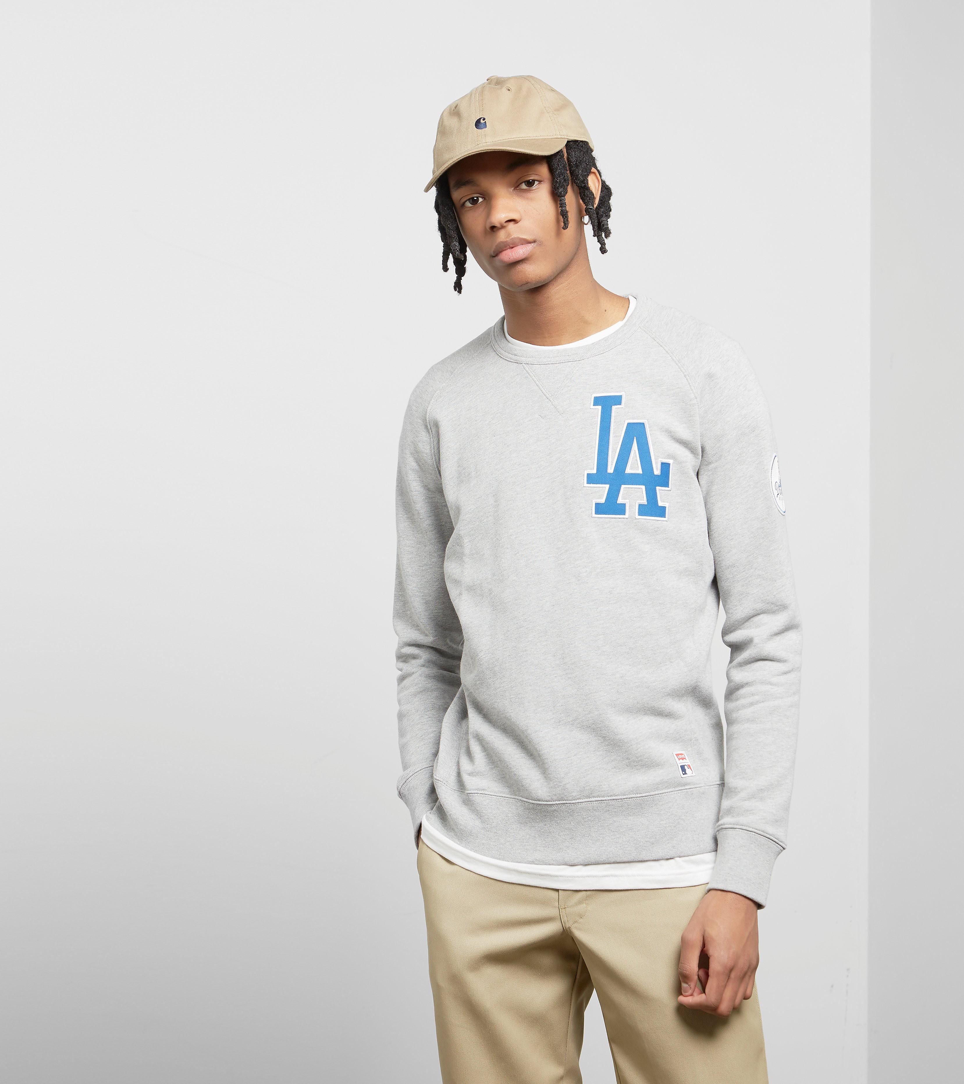 Levis x MLB Los Angeles Dodgers Sweatshirt