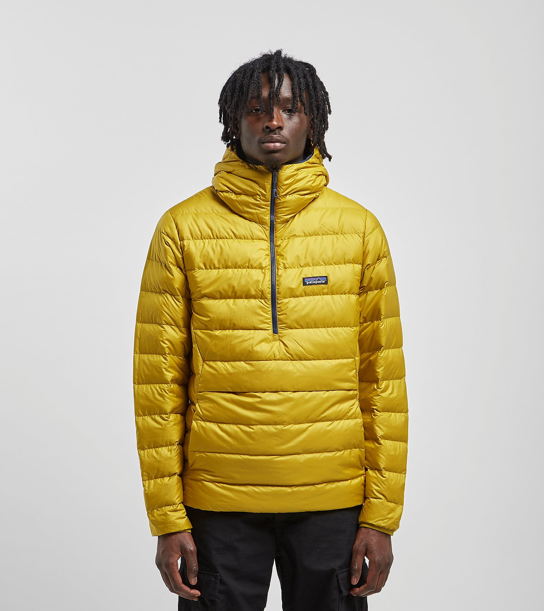 Patagonia Manteau Down Sweater, Jaune