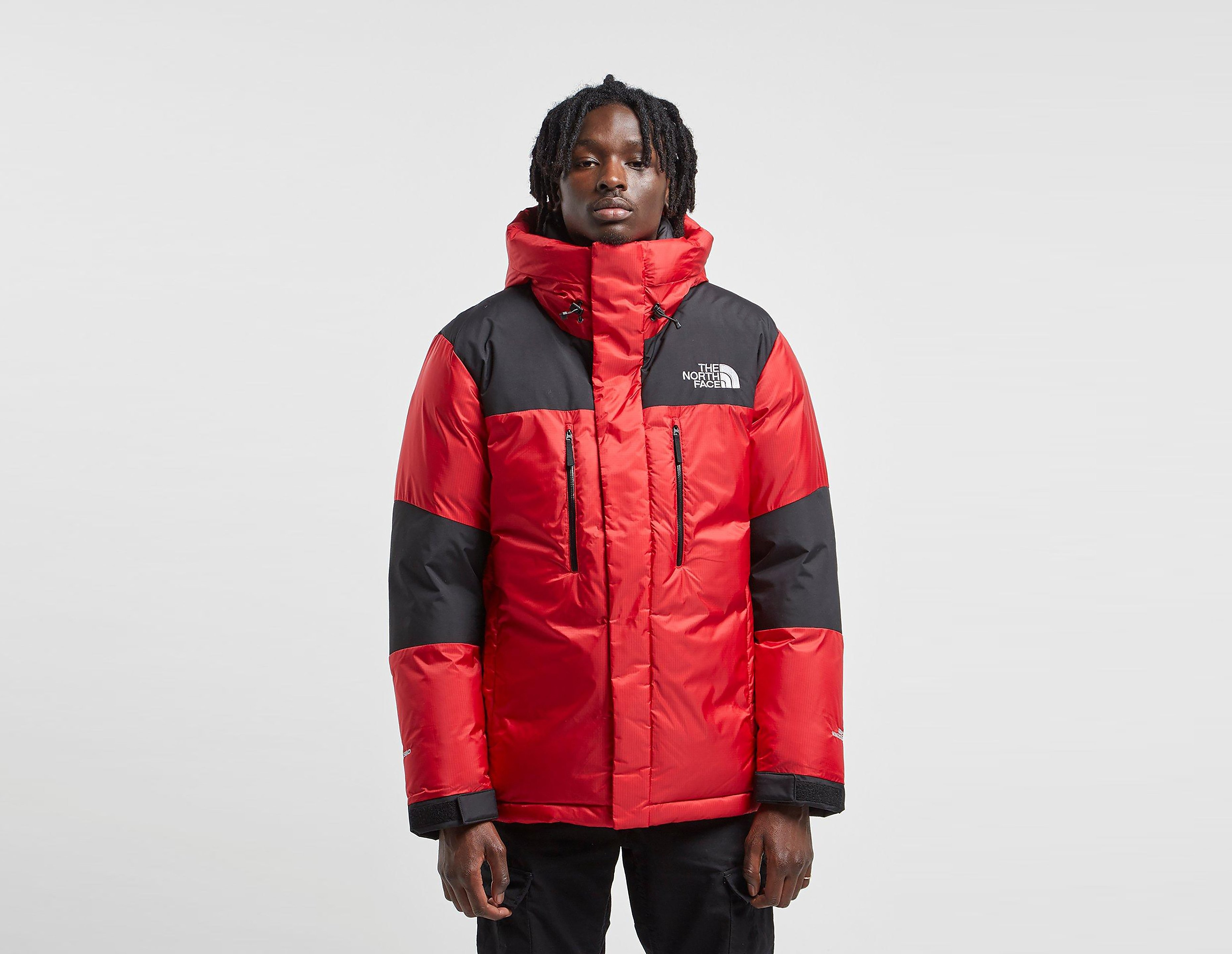 The North Face Himalayan GORE-TEX Windstopper Down Jacket, Rosso