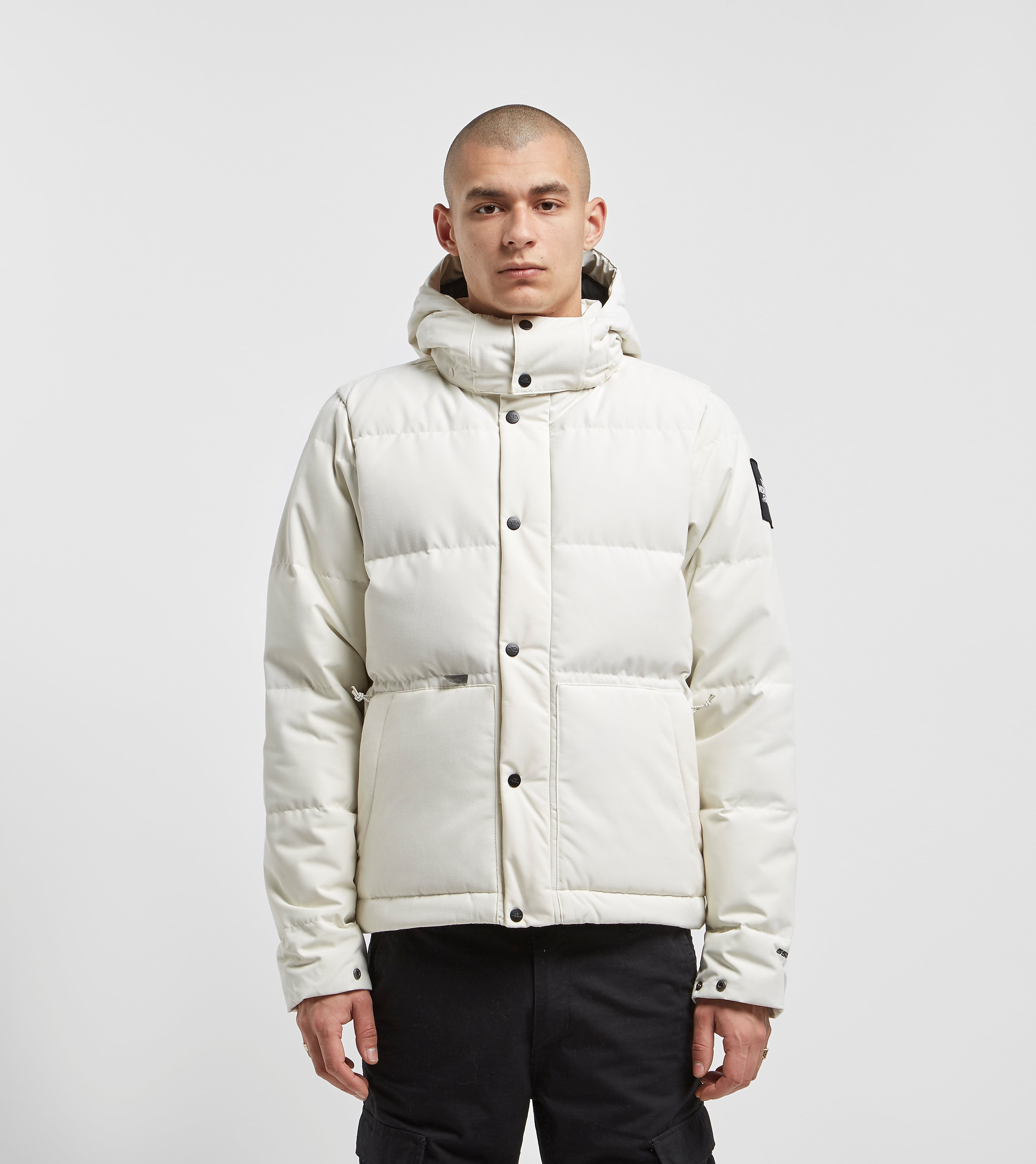 The North Face Box Canyon Black Label Jacket, Bianco