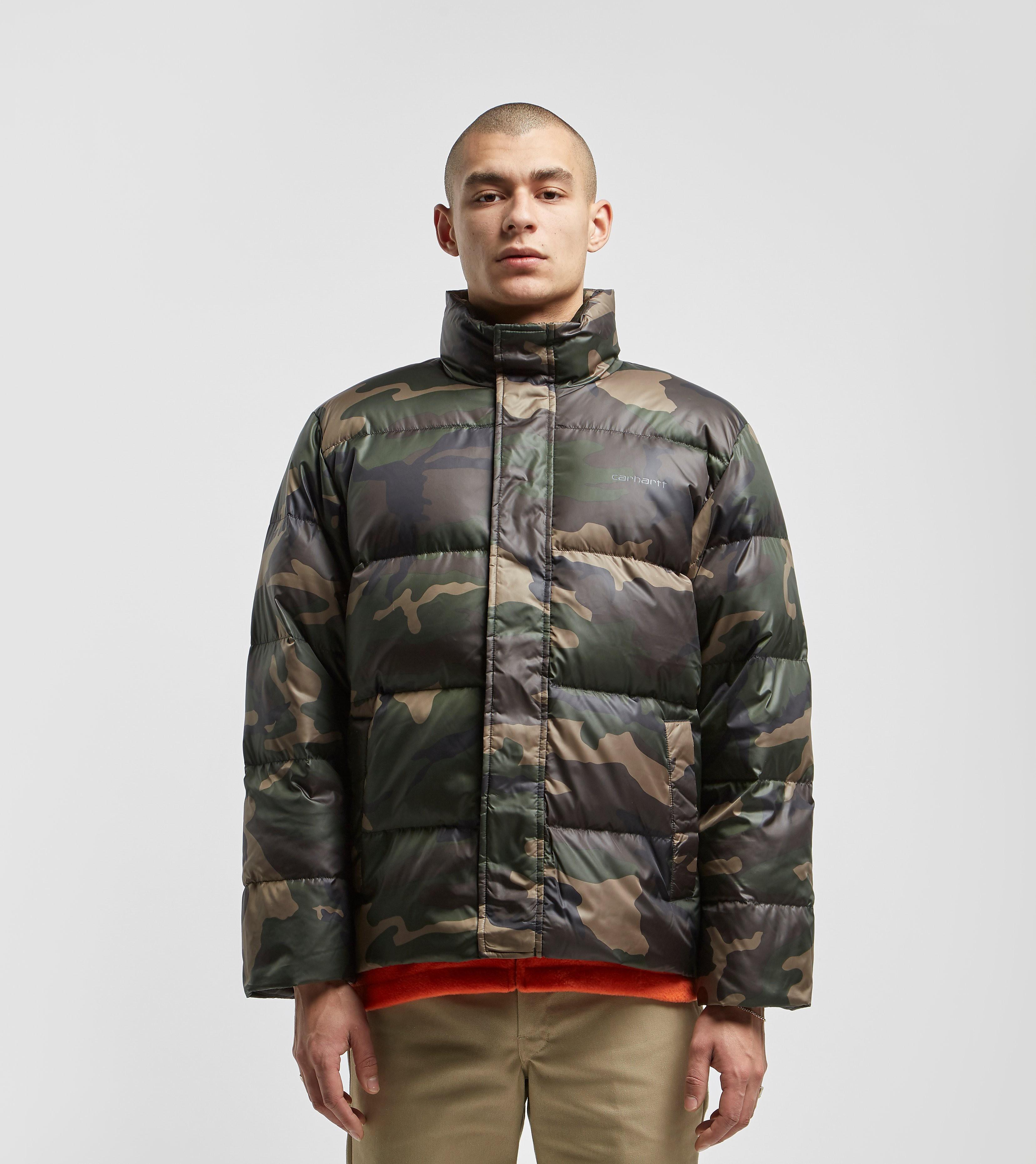Carhartt WIP Deming Jacket, Camo