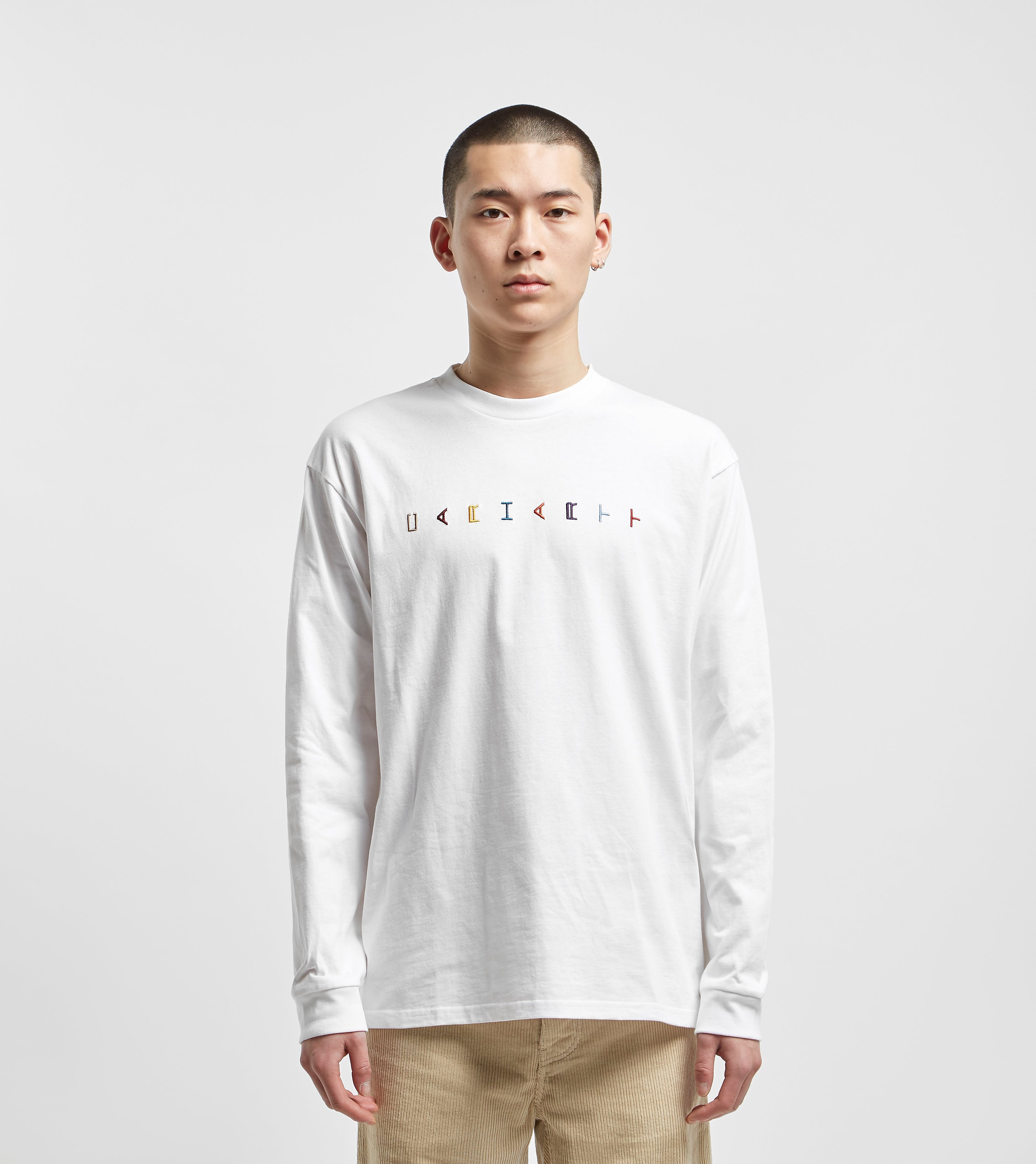 Carhartt WIP Long Sleeved Horizontal T-Shirt