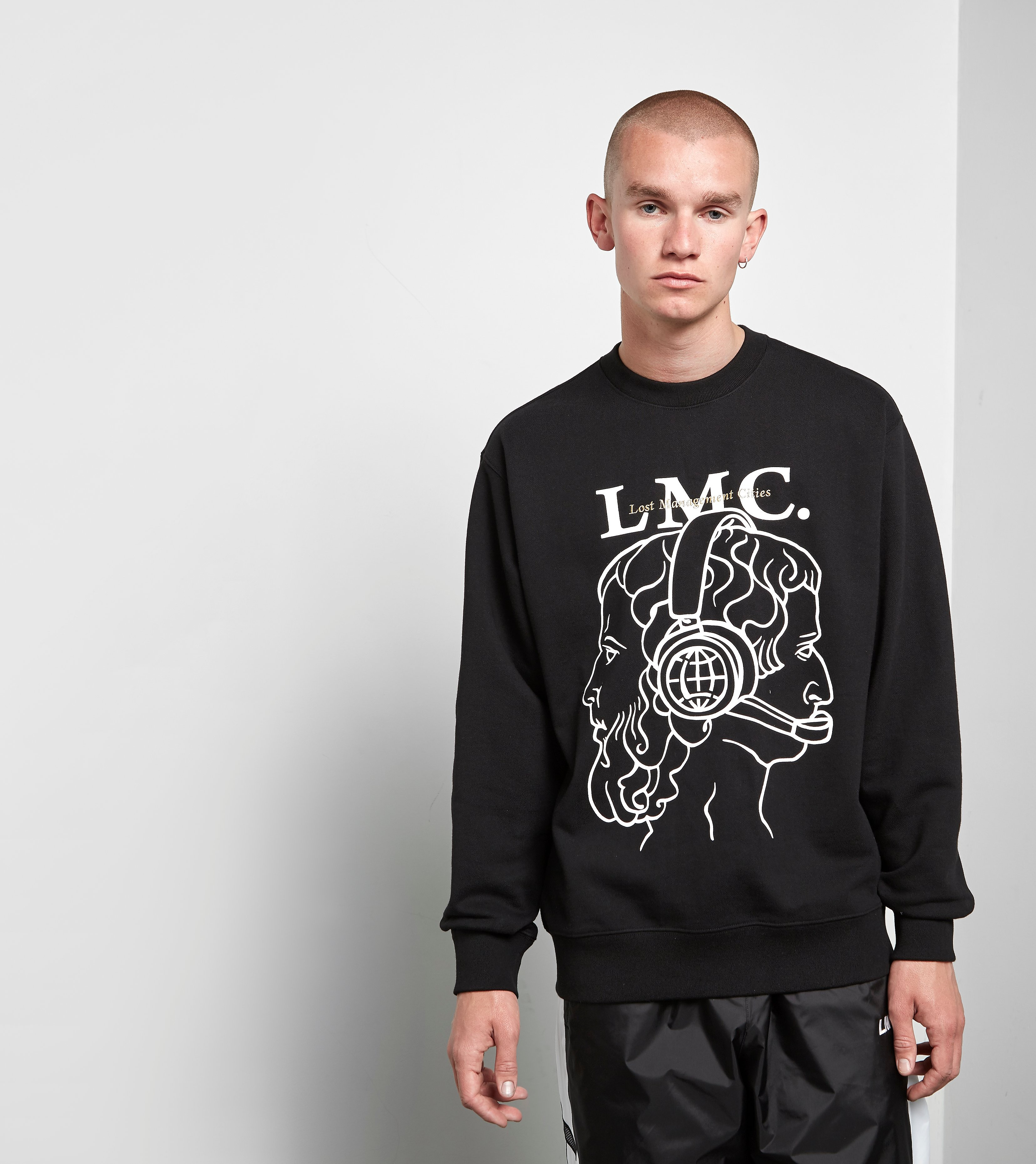 Lost Management Cities Janus Sweatshirt