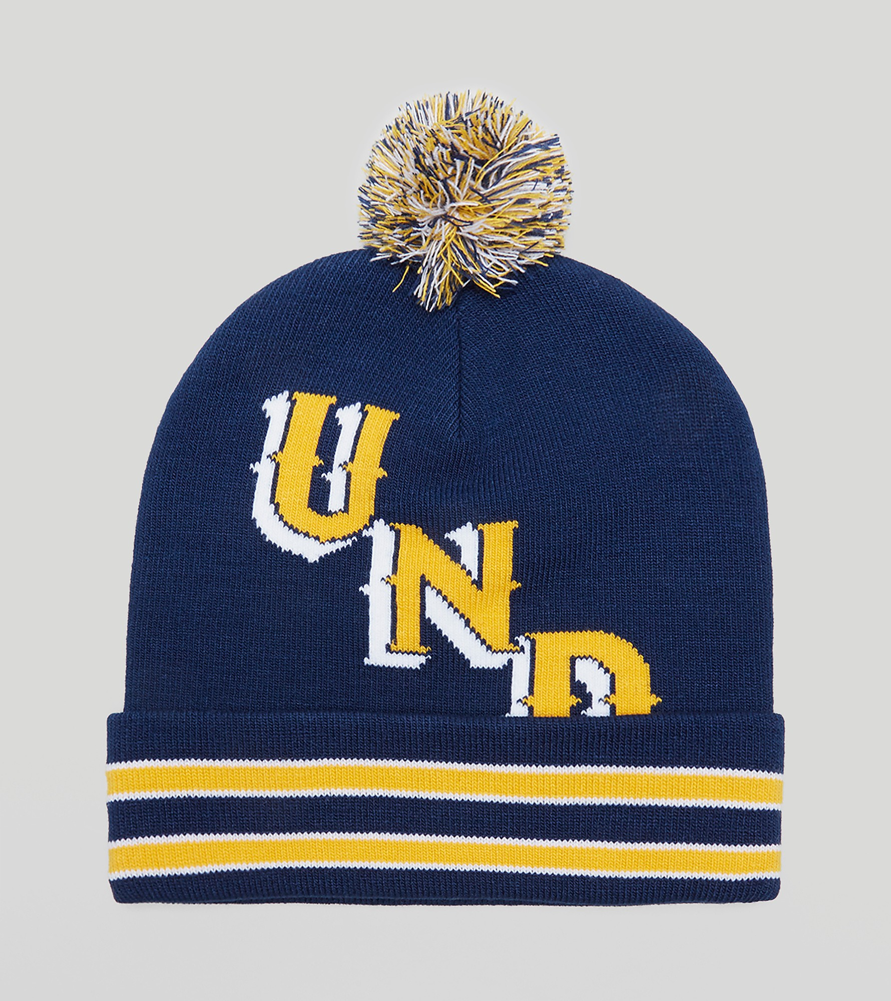 Undefeated UND Pom Beanie Hat