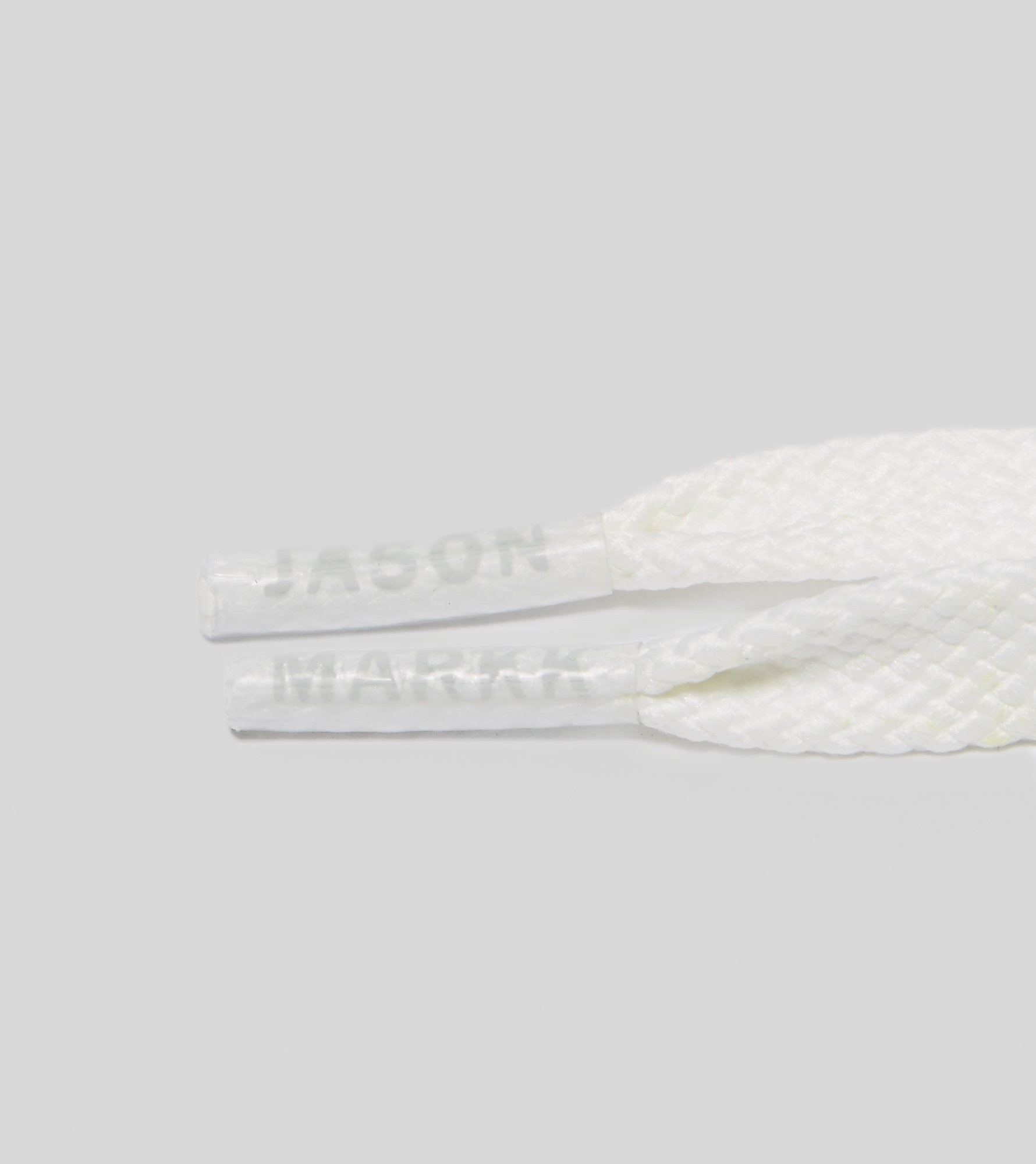 Jason Markk Flat Shoe Laces