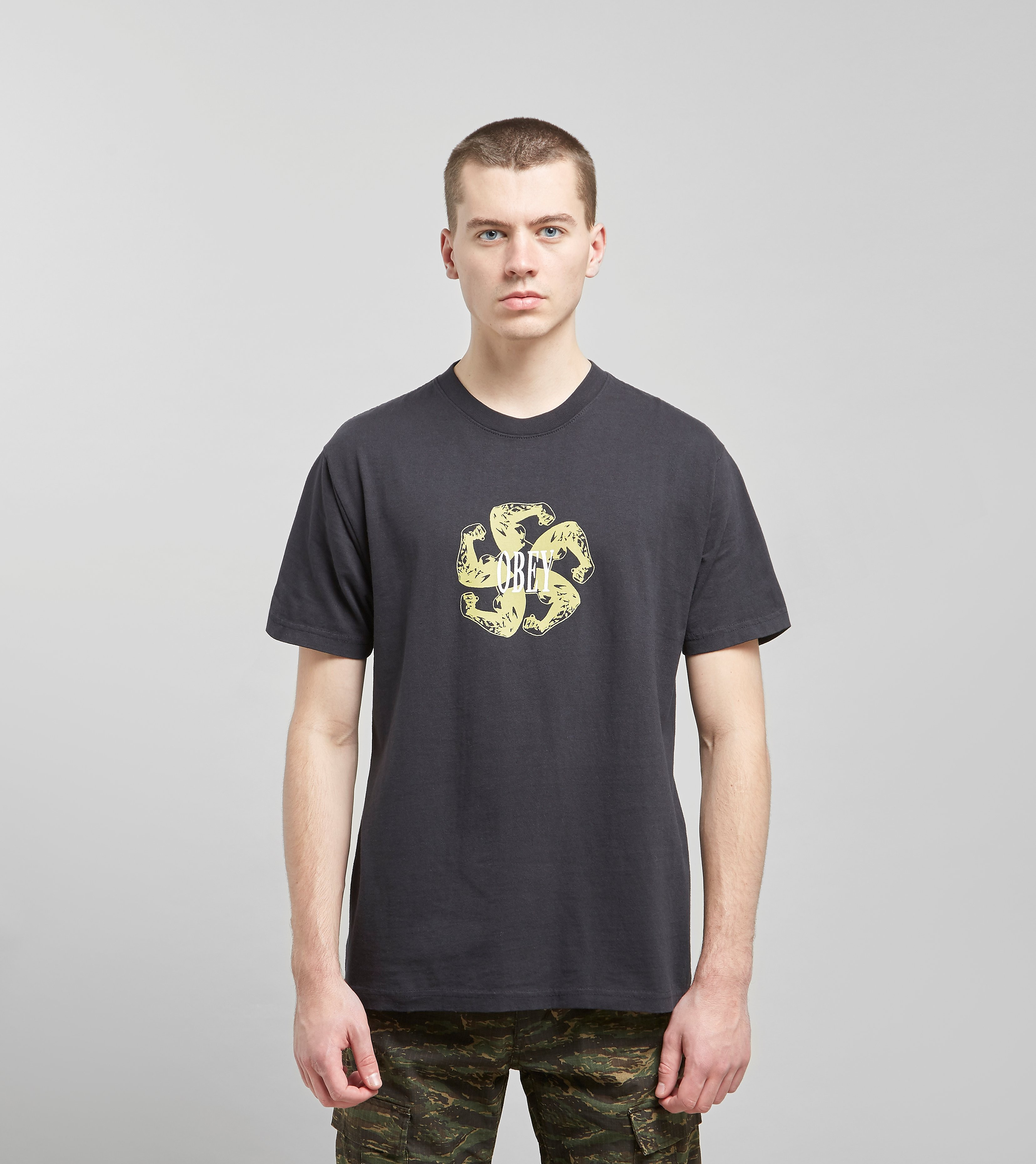 Obey T-Shirt Call To Arms