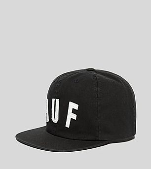 HUF Shortstop 6 Panel Cap