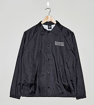 Obey Wake Up Coach Jacket