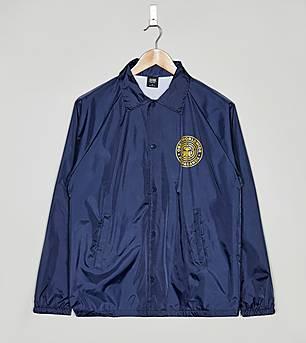 Obey World War Seal Coach Jacket