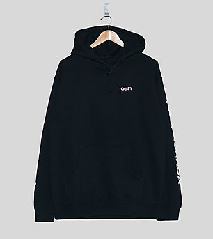 Obey Billboard Zine Hoody