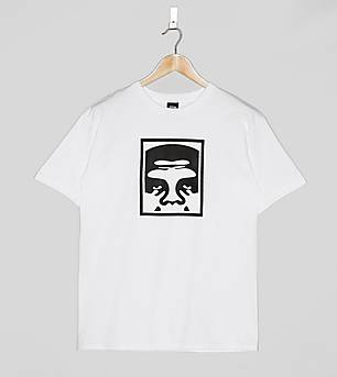 Obey Half Face T-Shirt