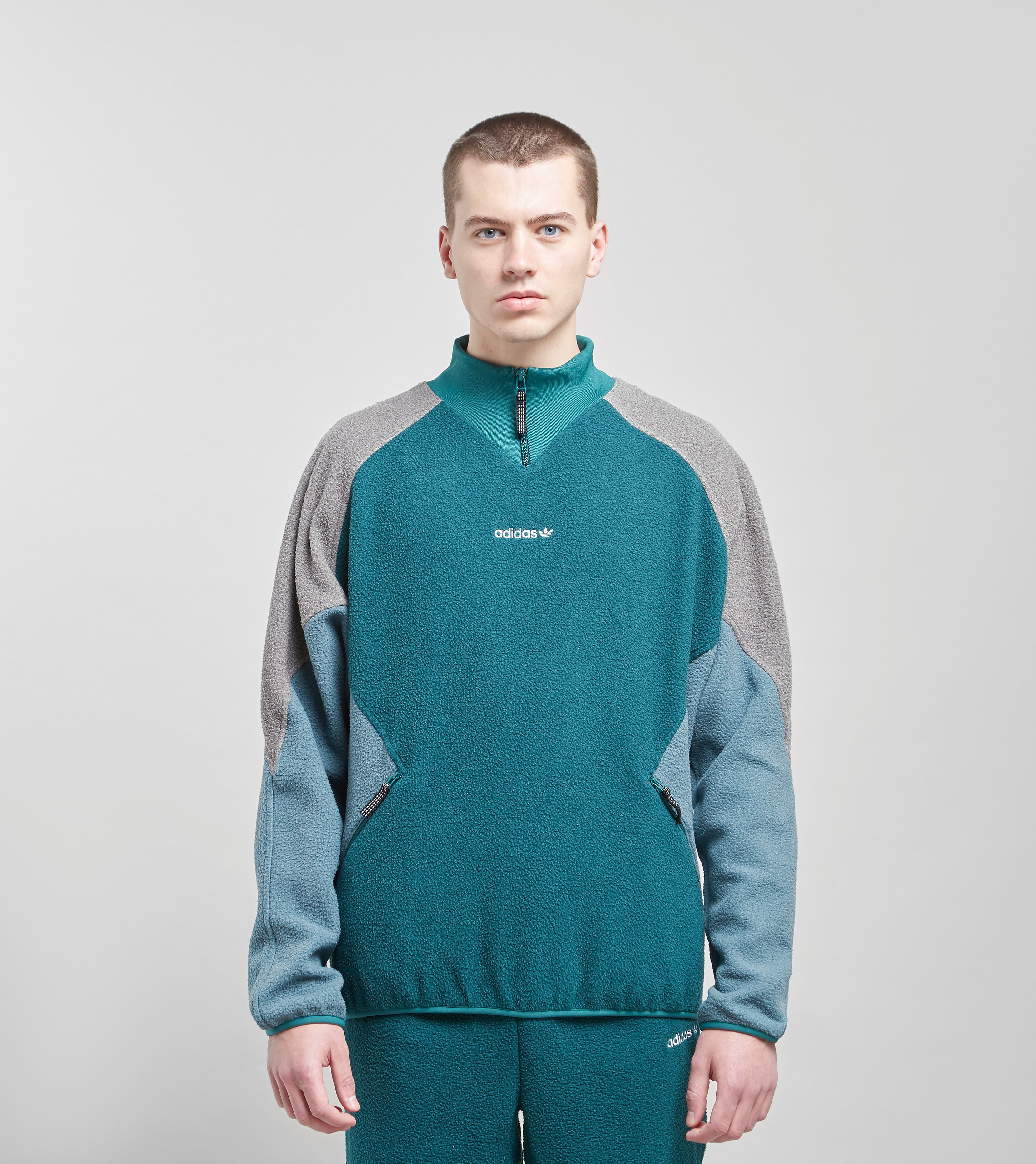 adidas Originals EQT Polar Fleece Jacket