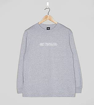 Obey New Times Long-Sleeved T-Shirt