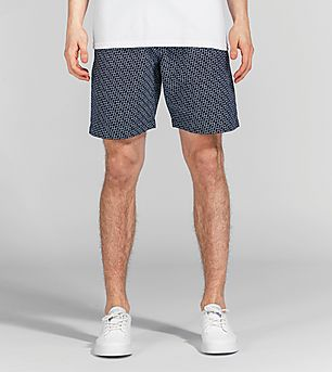Obey Traveller Grain Shorts