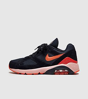 best authentic 08363 b6935 Sneaker Nike Nike Air Max 180  Fire  Women s