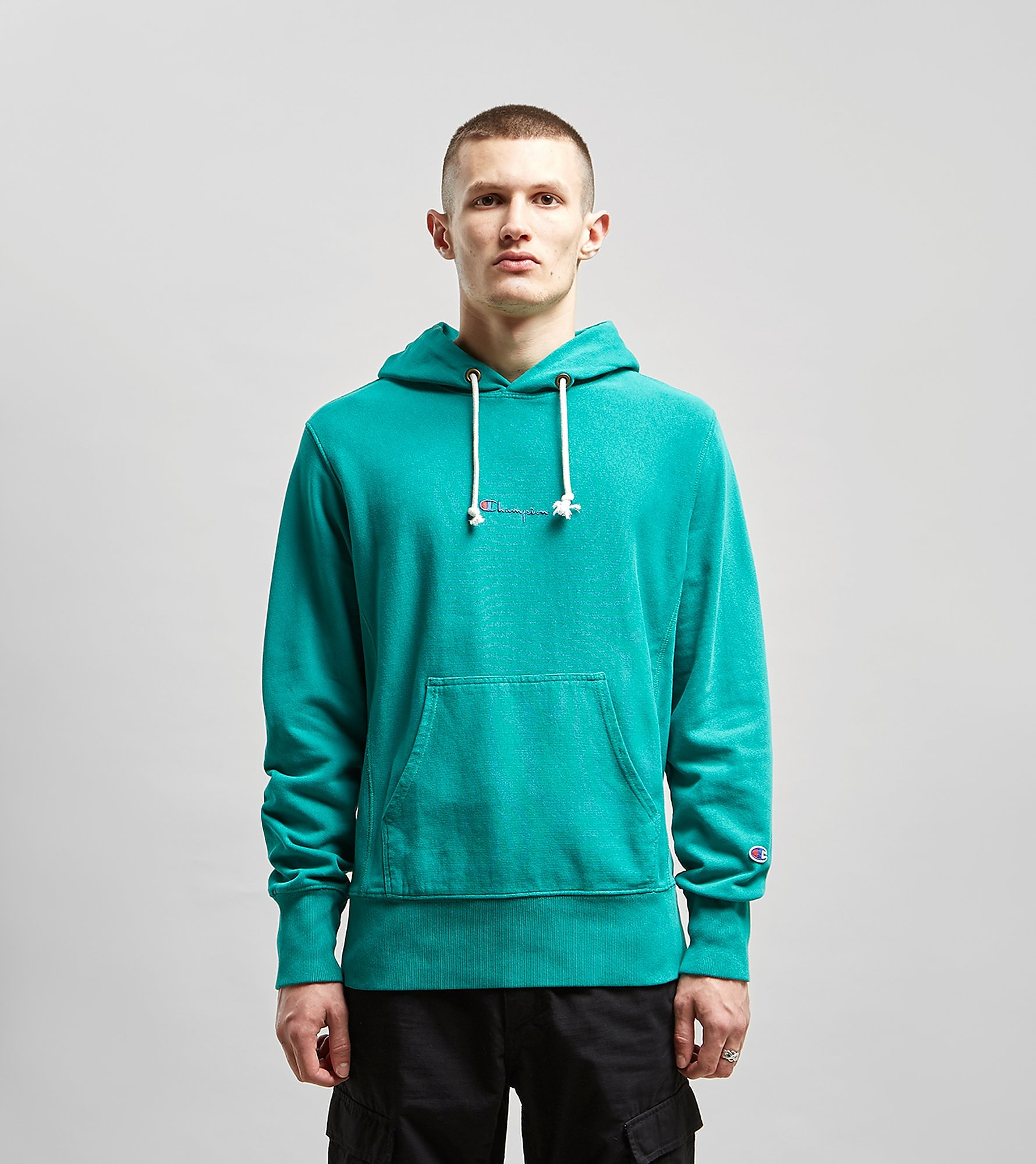 Champion Garment Dyed Hoody - size? Exclusive